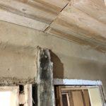 Decken, Wände und Verbindungen im Mai 2021