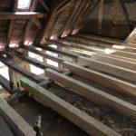 Alte Vogtei Dachgeschoß Januar 2021 - 2