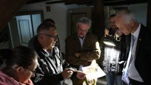 20181025 PM LWL Denkmalpflege berichetet über neue Ergebnisse zur Alten Vogtei 1