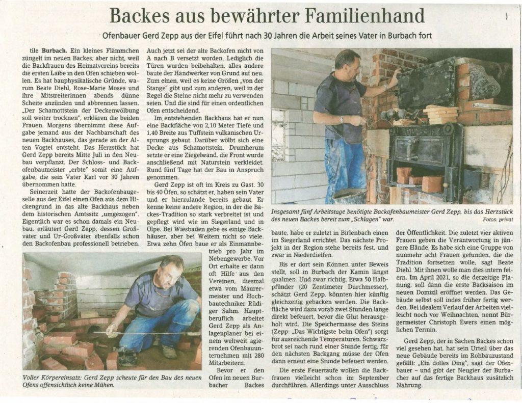 2020-08-17 Backes Ofenbauer SZ